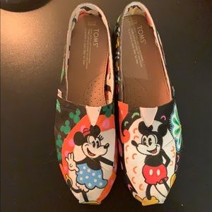 One of a kind custom made Toms